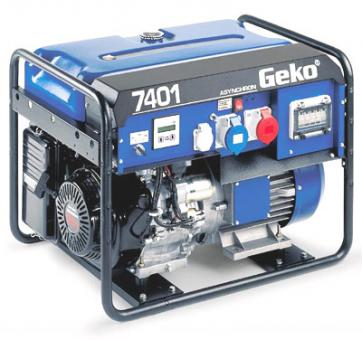 Stromerzeuger GEKO 7401 ED-AA/HHBA