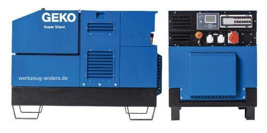 Geko Stromerzeuger 7810 ED-S/ZEDA SS