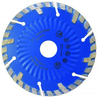 Diamantscheibe f. hartes Material, 125mm